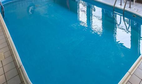 Comfort Inn Hotel Michigan City pool