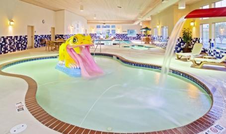 Country Inn & Suites Hotel Portage Kiddie Pool