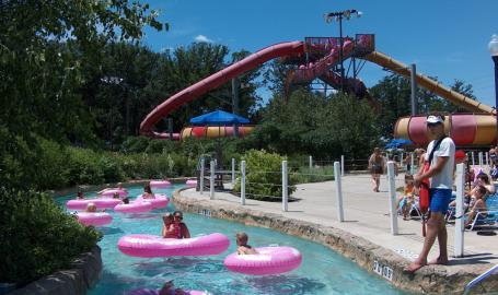 Deep River Waterpark Things to Do Crown Point Lazy River