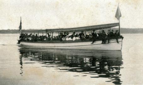 Dewey Line Boat