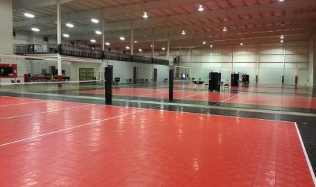 Diggz Volleyball courts