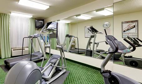 Fairfield Inn Hotel Merrillville Fitness