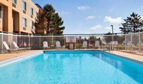Fairfield Inn Hotel Merrillville Pool