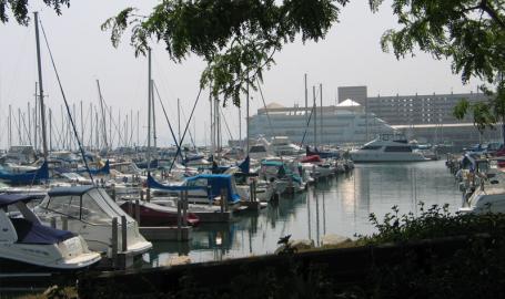 Hammond Marina Outdoors Boats
