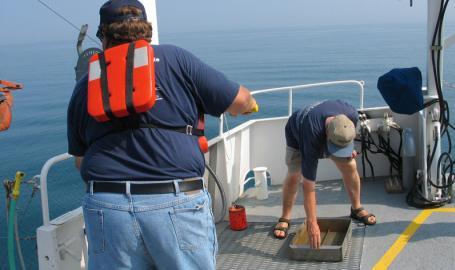 Hammond Marina Outdoors Charter Fishing