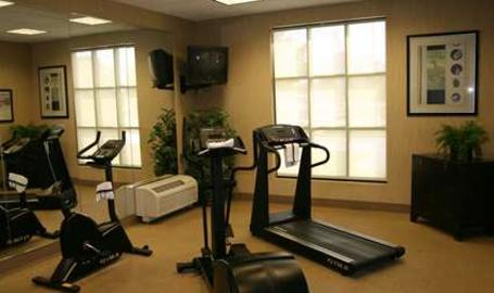 Hampton Inn & Suites Hotel Munster Fitness