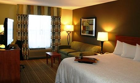 Hampton Inn LaPorte Hotel king