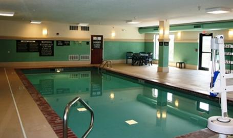 Hampton Inn LaPorte Hotel pool