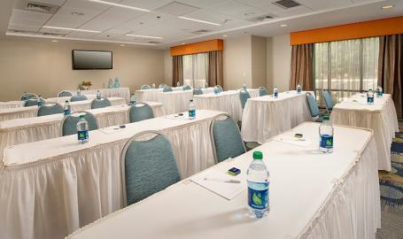 Hampton Inn Schererville Hotel meeting room