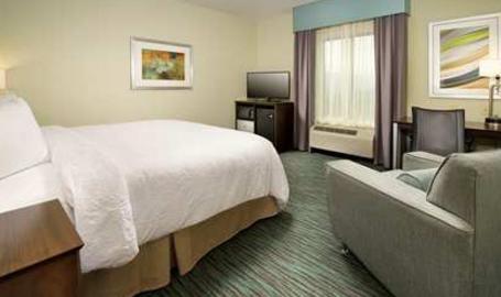 Hampton Inn & Suites Hotel Schererville King Room