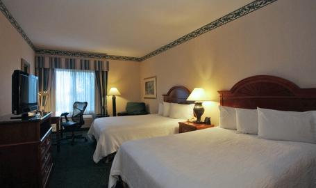 Hilton Garden Inn Chesterton Double