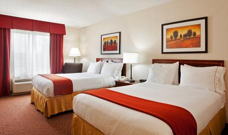 Holiday Inn Express Hotel Merrillville Double