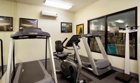 Holiday Inn Express Hotel Merrillville Fitness
