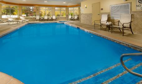 Holiday Inn Express Schererville Hotel Pool