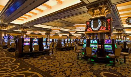 Horseshoe Casino Hammond slots