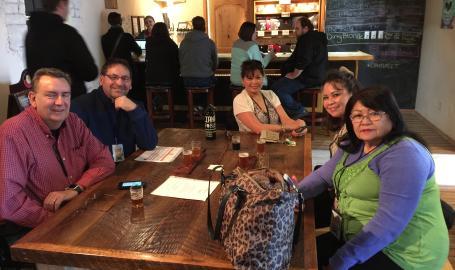 #illianabrewbusbrewtour #friends #brewerytrail #GreatTimes