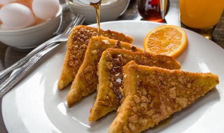 Jellys Pancake House Restaurants Merrillville French Toast
