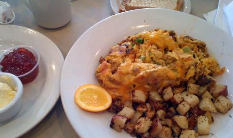 Jellys Pancake House Restaurants Merrillville Omlette