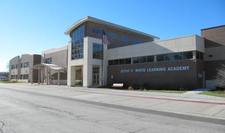 Jesse White Learning Academy, Hazel Crest, Illinois
