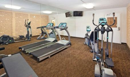 LaQuinta Merrillville Fitness Center
