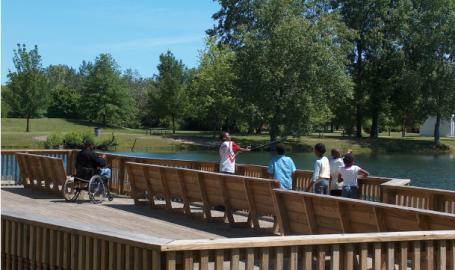 Lake County Parks Outdoors Lake Etta Gary