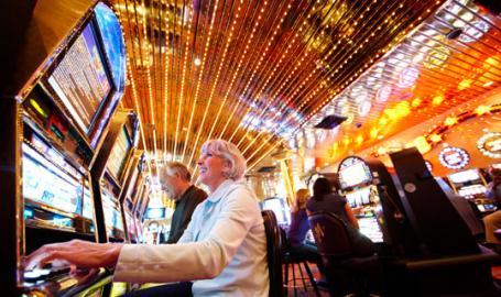 Majestic Hotel Casino Gary Slots