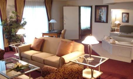Majestic Hotel Casino Gary Suite