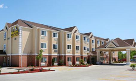 Microtel Inn Suites Hotel Michigan City Exterior