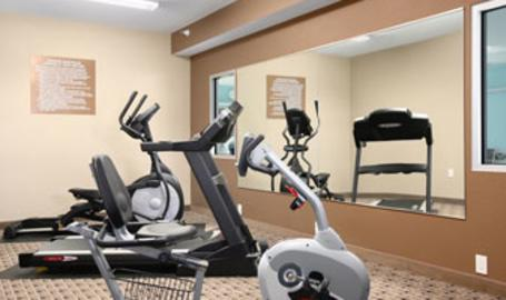 Microtel Inn Suites Hotel Michigan City Fitness