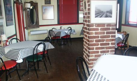 Miller Pizza Company Restaurants Gary Interior