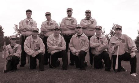 Munster Centennials Base Ball Team
