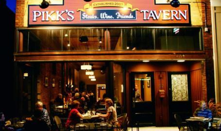 Pikks Tavern Restaurant Valparaiso Exterior