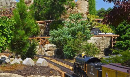 Railway Garden