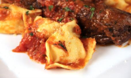 Sage Restaurant Dining Chesterton Pasta