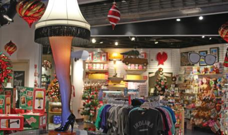 South Shore Gift Shop A Christmas Story