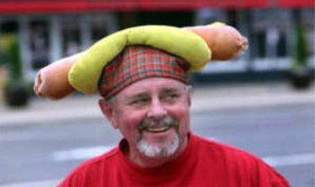 The Hot Dog Guy