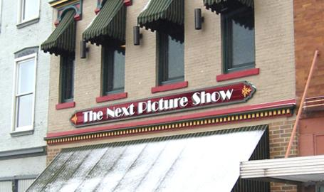 The Next Picture Show, Dixon, Illinois