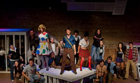 Towle Theater Things to Do Hammond Godspell