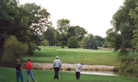 Turkey Creek Golf Course Merrillville Golfers