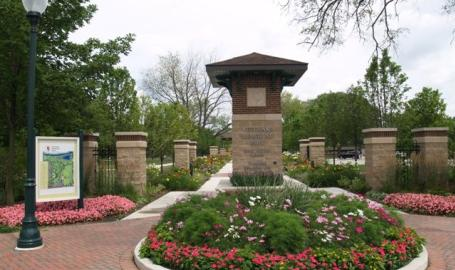 Veteran's Park, South Holland, Illinois