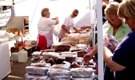 Whiting Robertsdale Chamber of Commerce Pierogi Fest Vendor