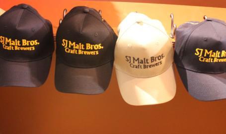 St John Malt Bros Brewery Hats