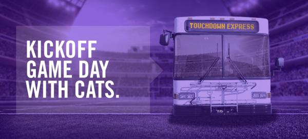 CATS Gameday Express