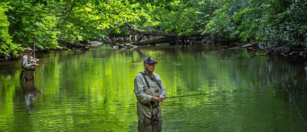 Laurel Highlands Fishing