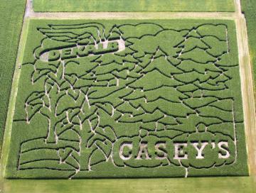 Geisler Corn Maze