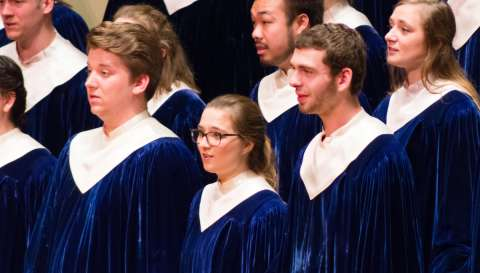 Luther College Nordic Choir Tour: Overland Park, KS