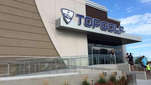 CorePower Yoga at TopGolf