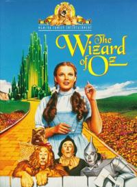The Wizard of Oz PAC movie poster