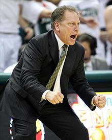 Coach Tom Izzo- Lansing, MI- Greater Lansing Sports Authority