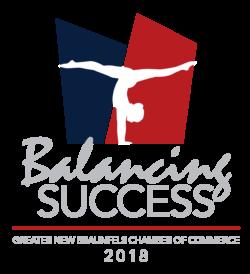 Balancing success 2018 logo